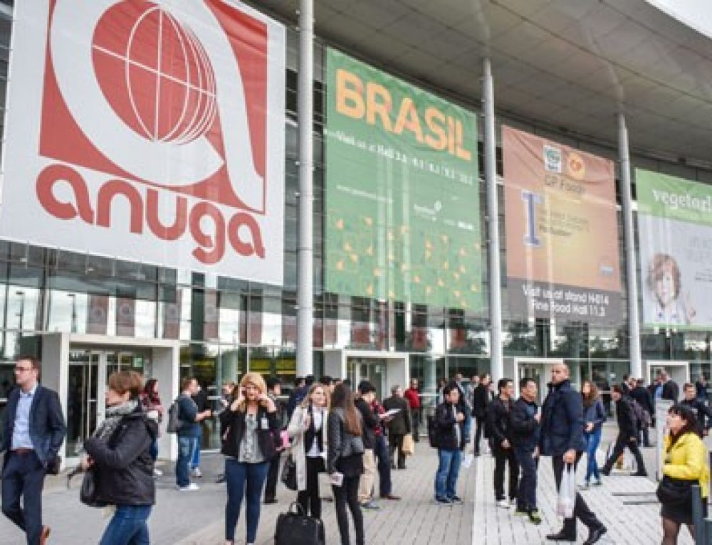 Anuga | The world´s leading food fair 2015