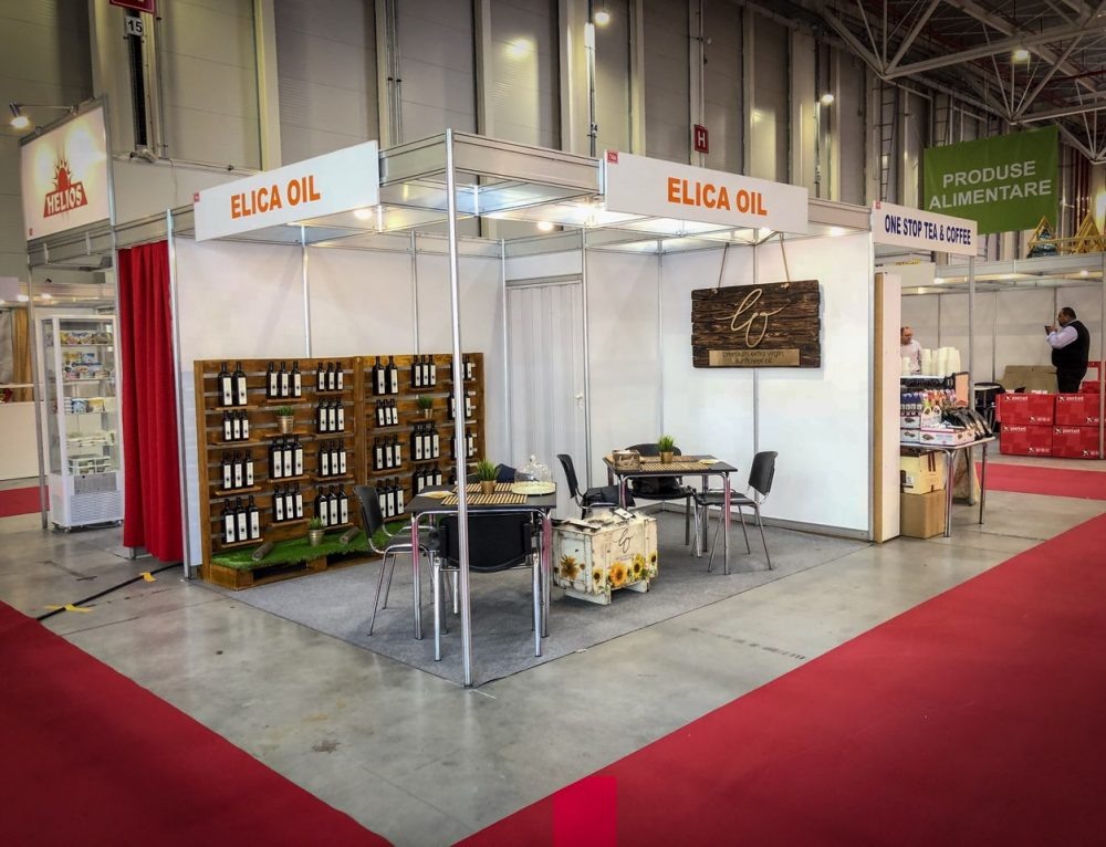 Elica Oil presents: Elica Extra Virgin Oil at Indagra Food 2018